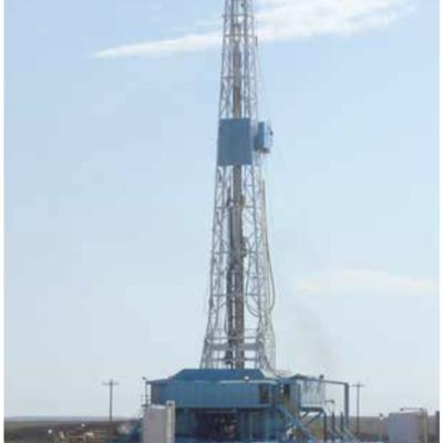 1500 HP Oilwell 840E SCR Drilling rig