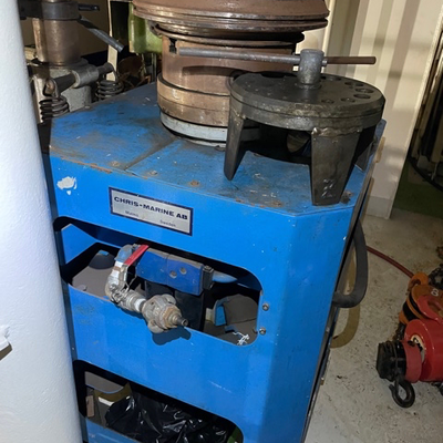 Valve Spindle and Seat Grinding Machine