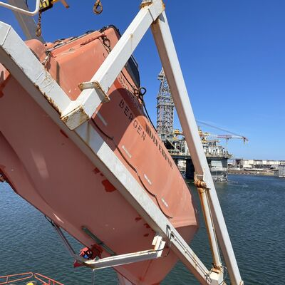 VIKING Norsafe GES-25 MKII Lifeboat