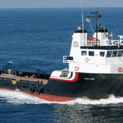150' DP1 Mini - Offshore supply vessel