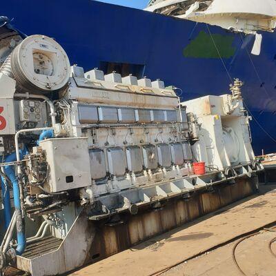 Wärtsilä 6R32D Marine generator