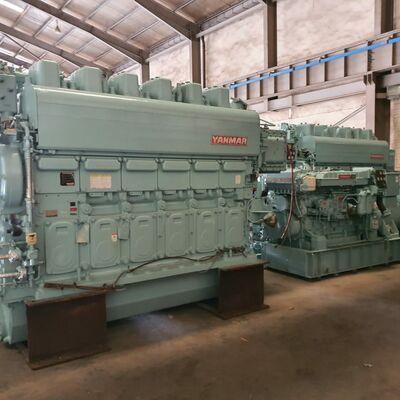 Yanmar 6EY26 Marine Engine & Gearbox