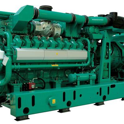7 x Cummins QSV91 gas generator (NEW)