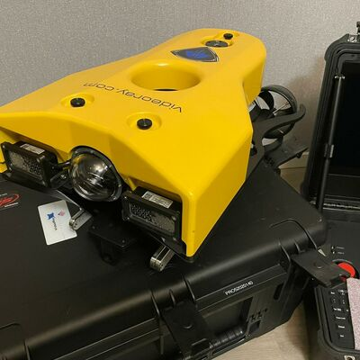 VideoRay Pro 5 Mini-ROV