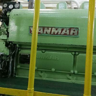 Yanmar 6N21L-EV Generators