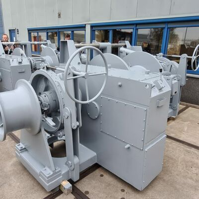 10T C-Natutical Anchor Winches