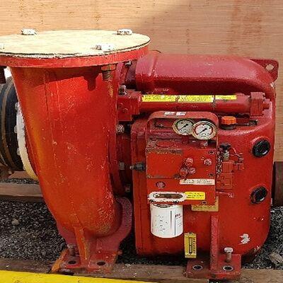 FFS FIFI 1 Pump