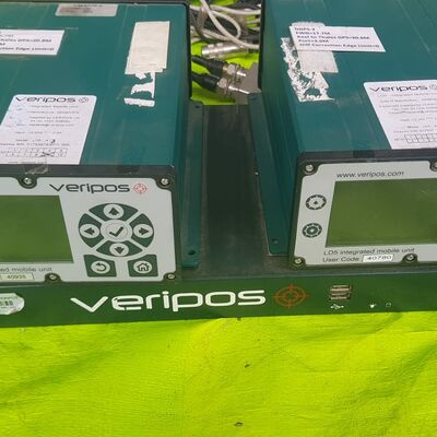 Veripos Integrated Mobile Unit