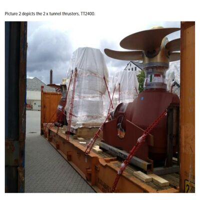 ROLLS-ROYCE TT2400 THRUSTERS