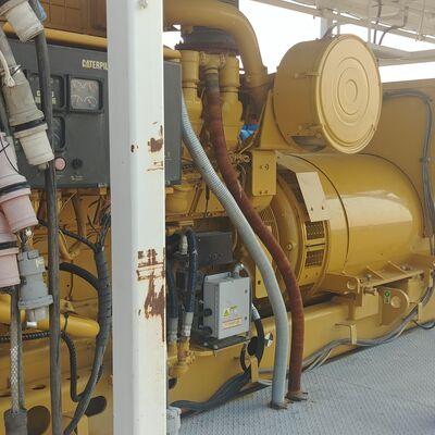 Caterpillar 3512C Generators