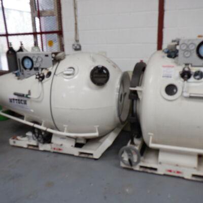 Hytech Diving chamber DART