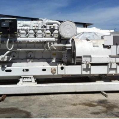 Caterpillar 3516B Marine Auxiliary Engine