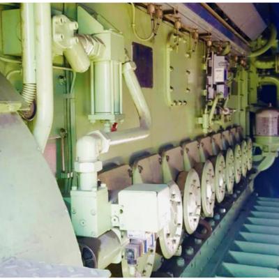 2.8MW Rolls Royce Diesel Generator