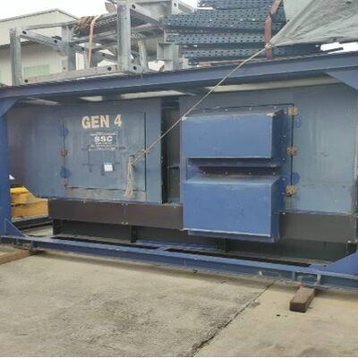Vietgen 320KVA/256KW Mobile Generator