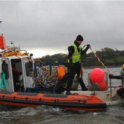 Redbay Rib boat