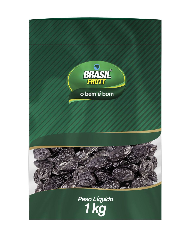 Ameixa sem caroço Brasil Frutt 1Kg
