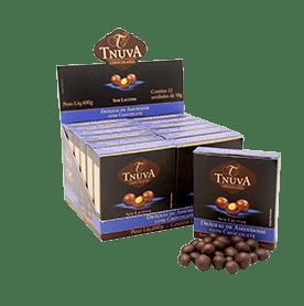 Amendoim drageado ao chocolate Tnuva 50g