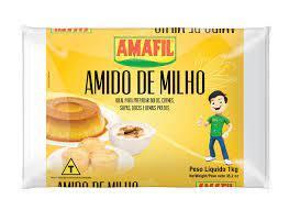 Amido de milho Amafil 500g