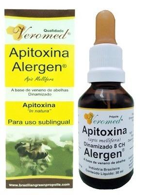 Apitoxina Alergen Antialérgico Natural - Veromed 30 ml