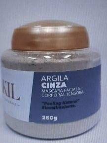 ARGILA CINZA 250 G POTE