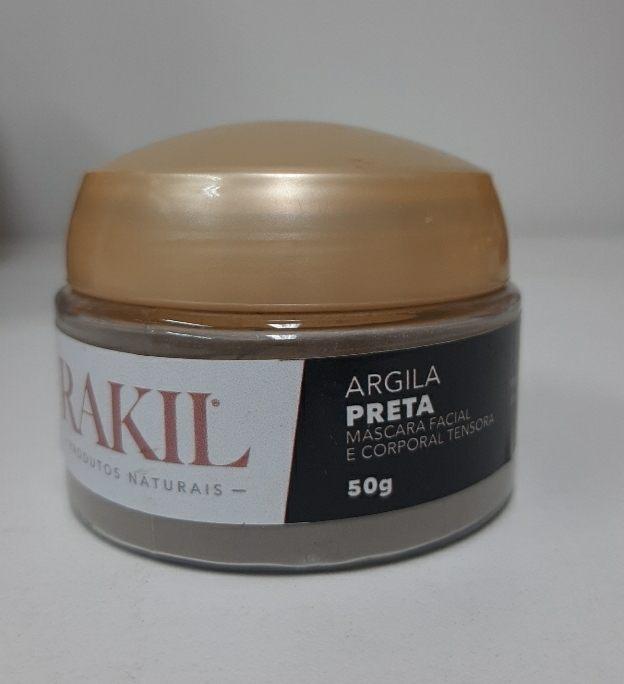 ARGILA PRETA 50 G POTE