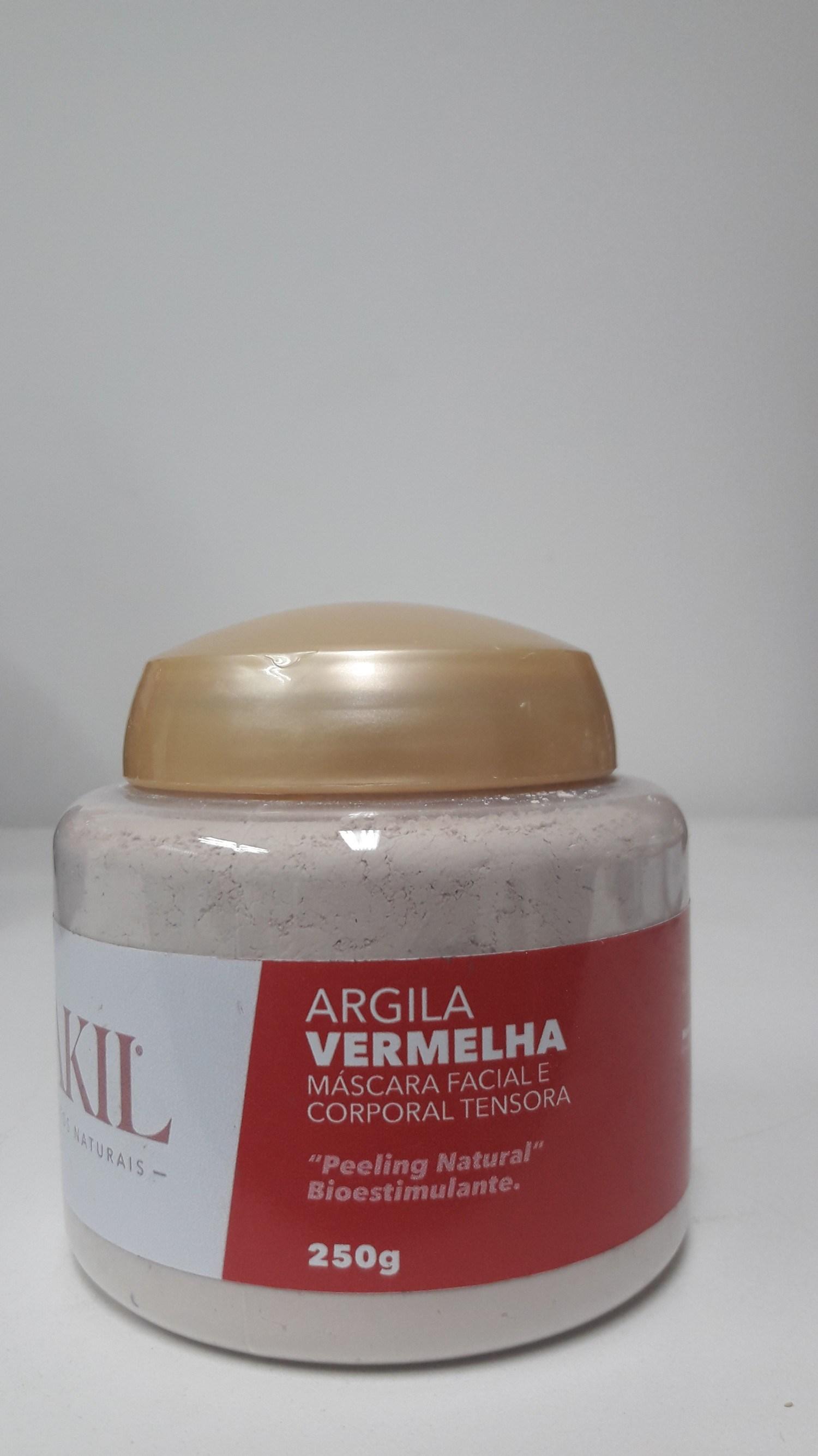 ARGILA VERMELHA 250 G POTE