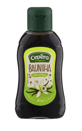 Aroma artificial de baunilha Cepêra 30ml