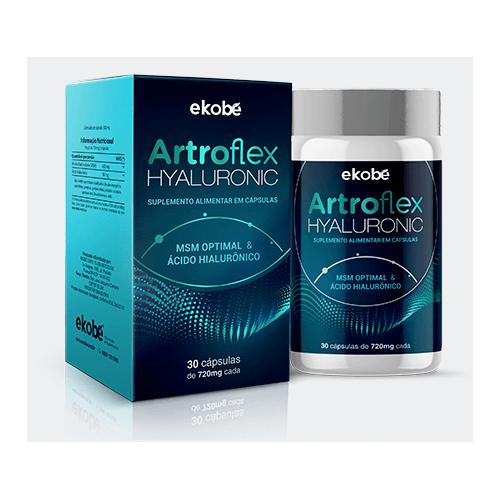 Artroflex Hyaluronic - Ekobé 30 Cápsulas
