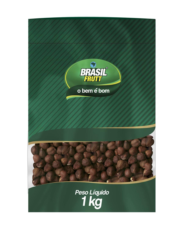 Avelã sem casca natural Brasil Frutt 1Kg