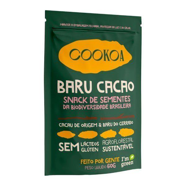 Baru Cacao Snack - Cookoa 60g