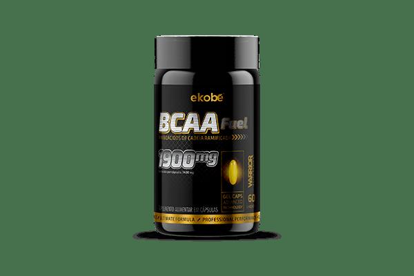 BCAA Fuel - Ekobé 60 Cápsulas