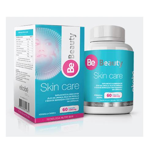 Be Beauty Skin Care - Ekobé 60 Cápsulas
