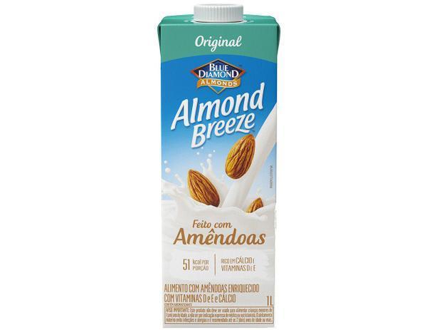 Bebida Vegetal de Amêndoas Original Blue Diamond 1L