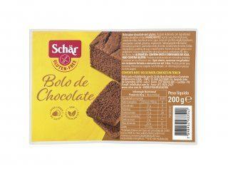 Bolo de chocolate Dr. Schar 200g