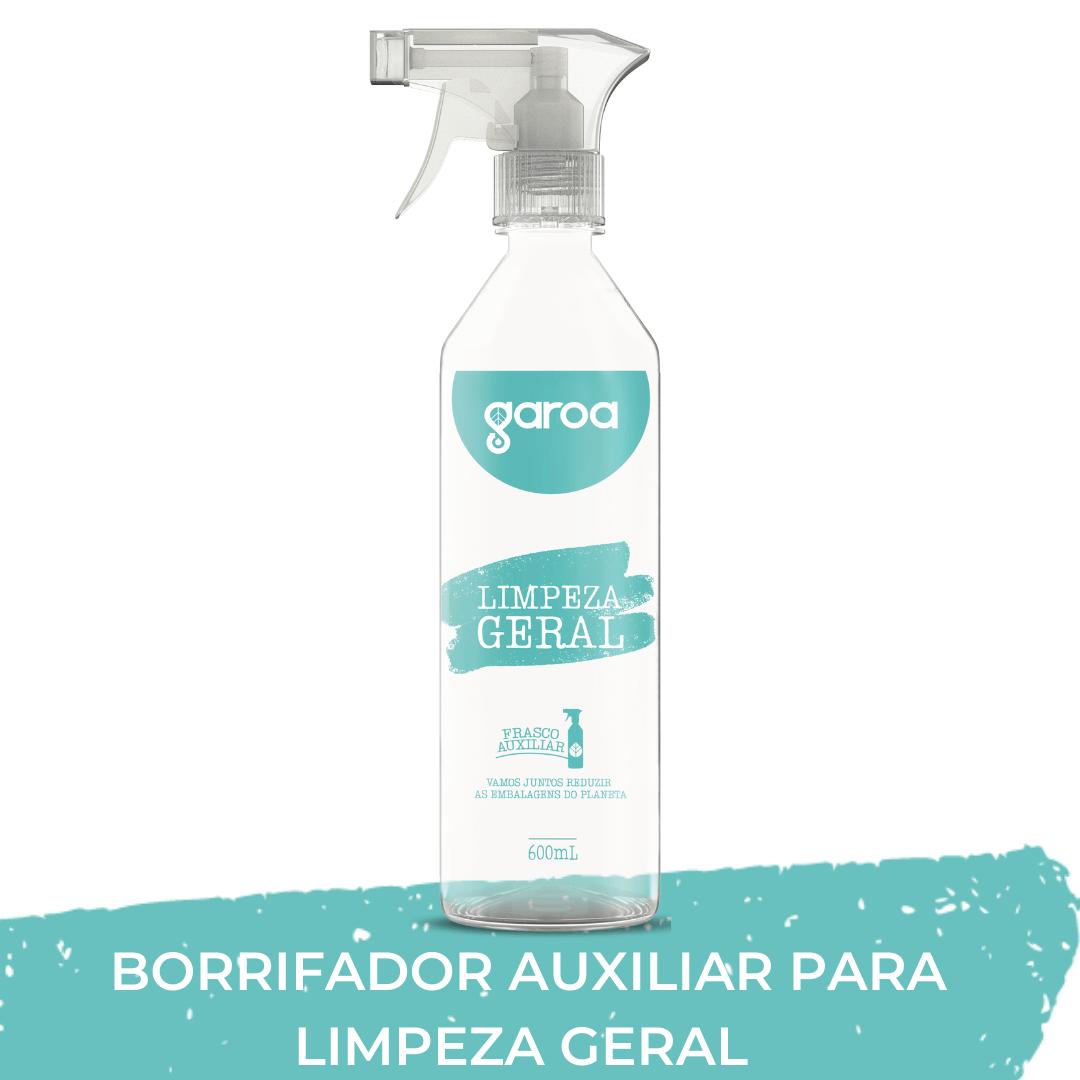 Borrifador auxiliar Garoa LIMPEZA GERAL 600 ml
