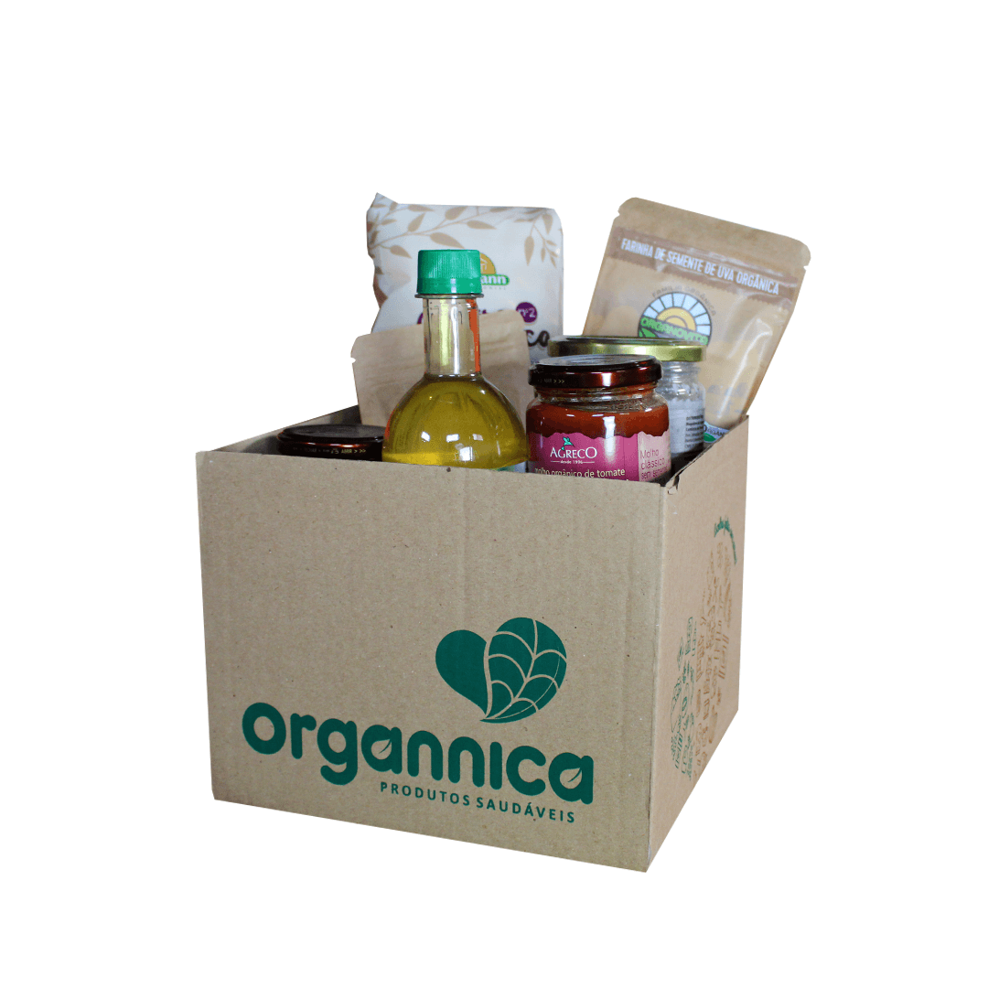 Box Orgânico Organnica