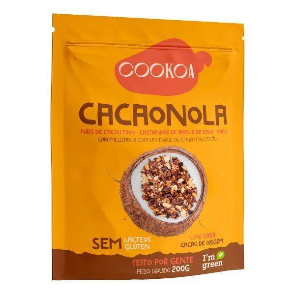 Cacaonola - Cookoa 200g