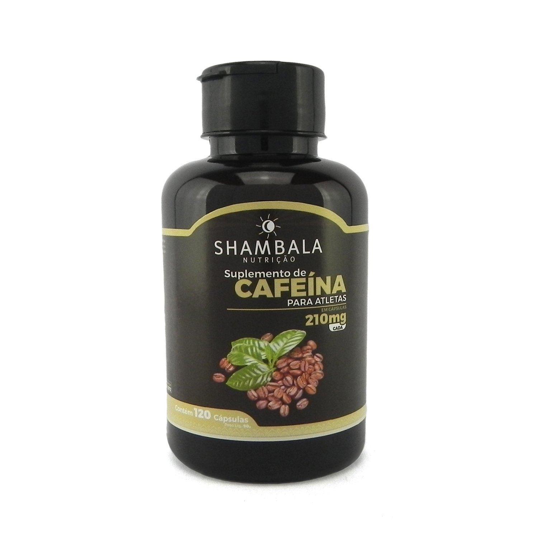 Cafeína Shambala 120 Caps X 210mg