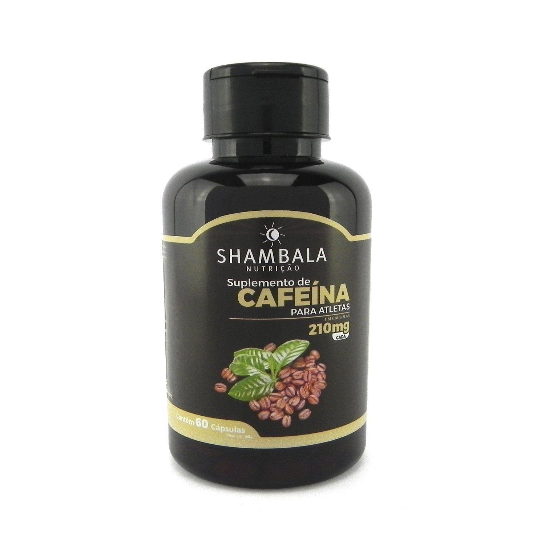 Cafeína Shambala 60 Caps X 210mg