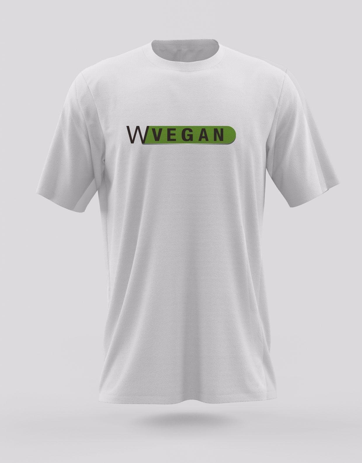 Camiseta GoVegan WVegan Tamanhos M, G e GG Camisa