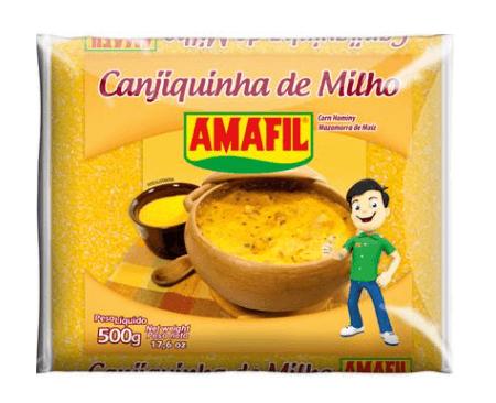 Canjiquinha Amafil 500g