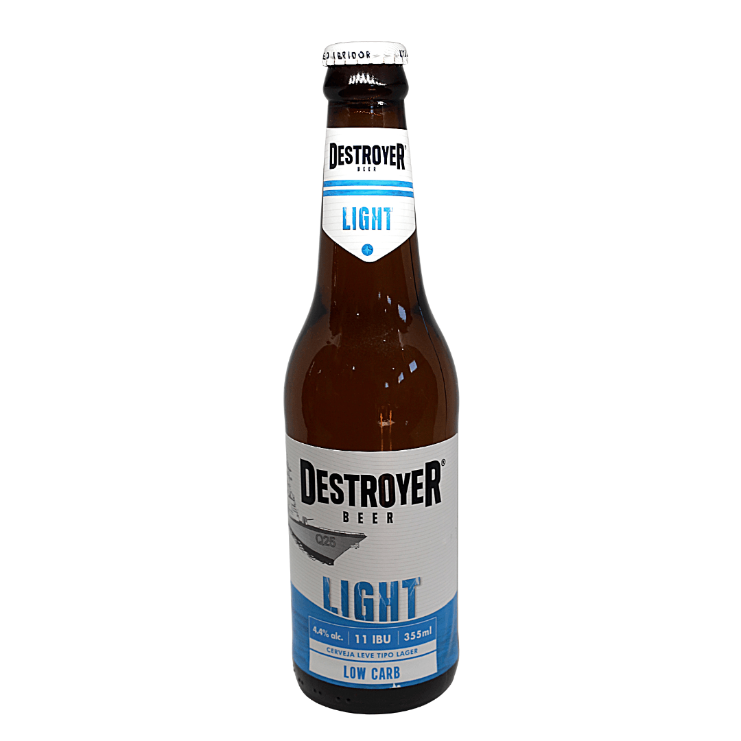 Cerveja Light Destroyer 355ml
