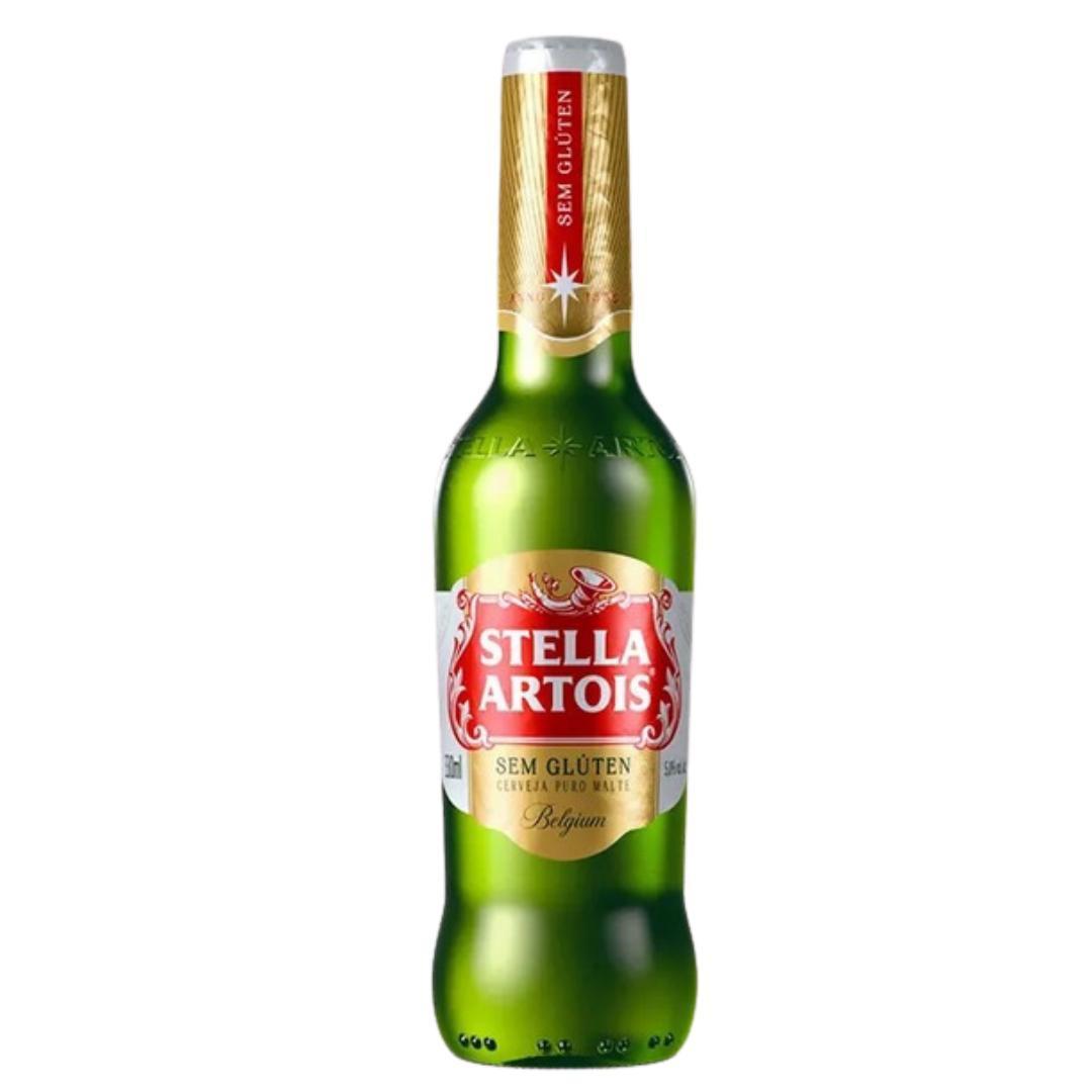 Cerveja sem glúten Stella Artois puro malte 330ml