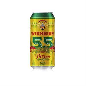 Cerveja Wienbier 55 pilsen 473ml