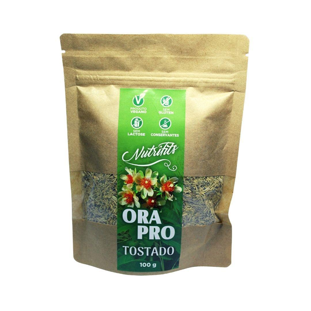 Chá de Ora-Pro-Nóbis Talo Tostado Nutrifits 100g