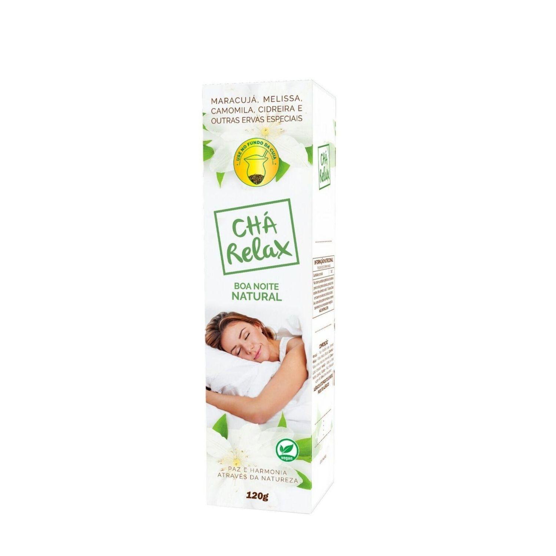 Chá Relax Vegano 120g