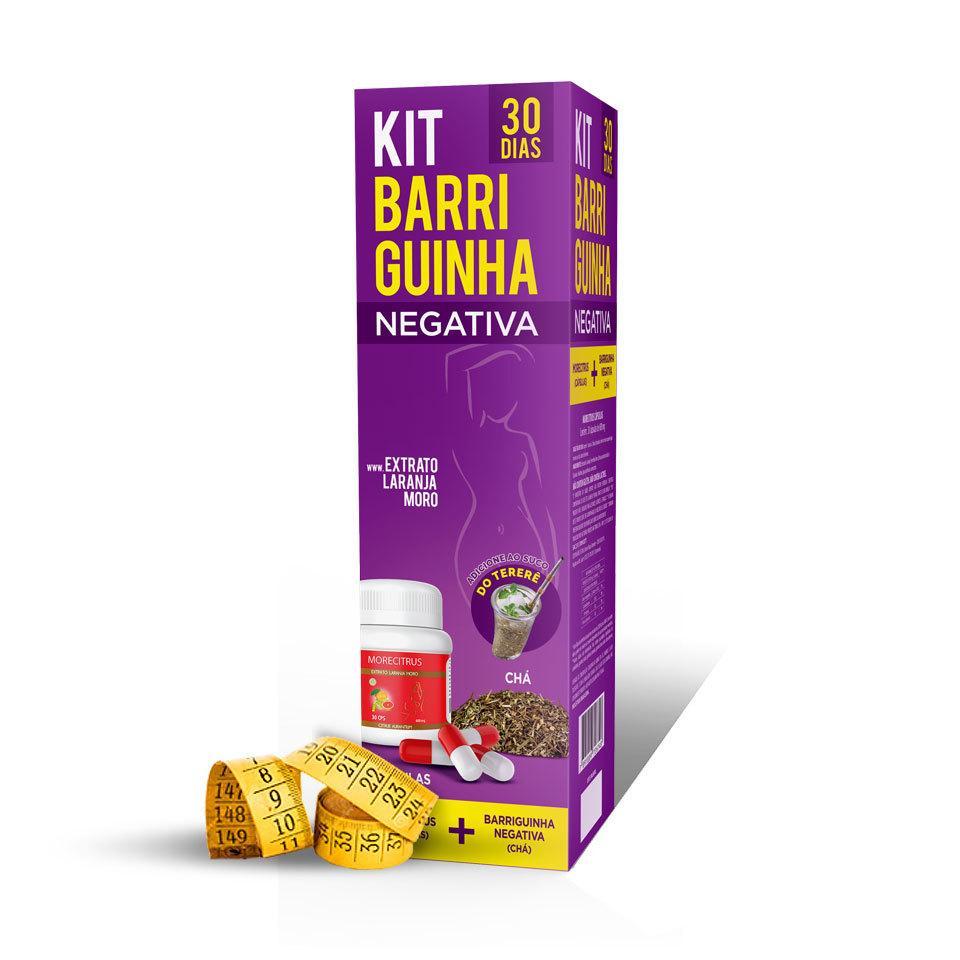 Chá Seca Barriga - Kit Barriguinha Negativa 600mg