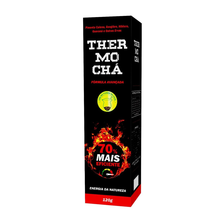 Chá Thermo Orgânico Energia da Natureza 120g