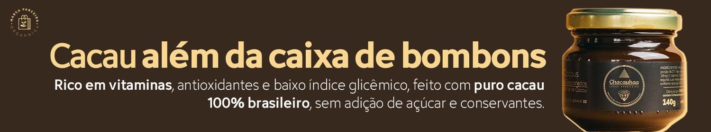 Chacauhaa Cacau Brasileiro