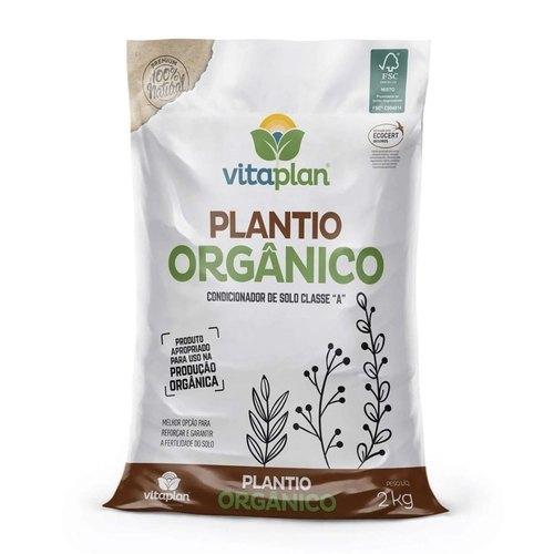 Condicionador de Solo 100% Natural Vitaplan 2kg